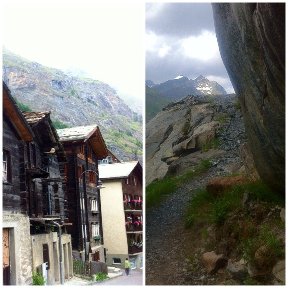 Zermatt, Switzerland - dare to care