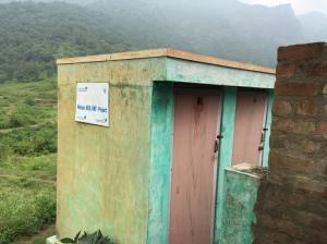 Saving the toilets