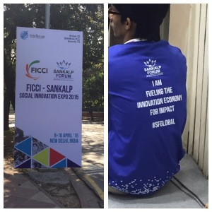 Sankalp Forum Conference 2015 in Delhi, India