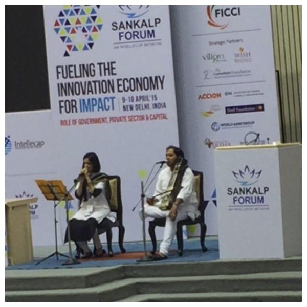 Award winning Singer and composer Sonam Kalra