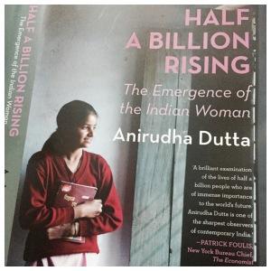 Book cover: Half a billion raising