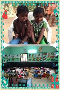 Kindergarten  in India
