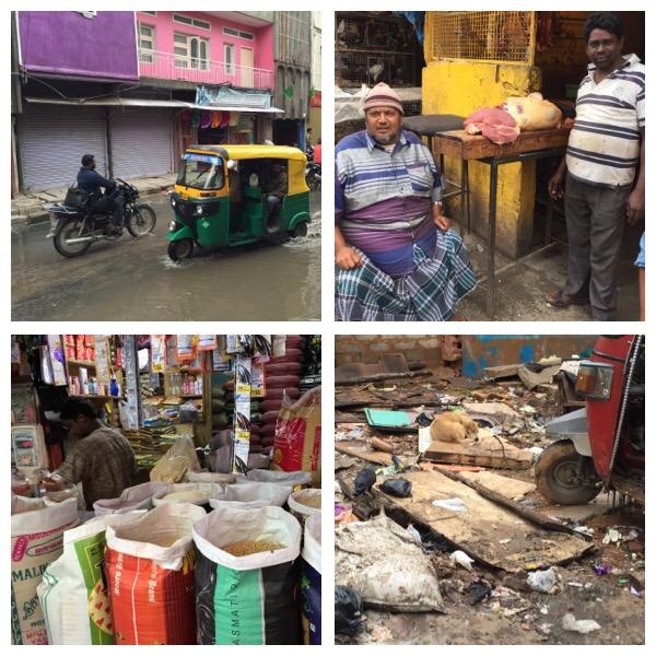 Bharat Nagar -  life everywhere