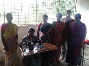 Visting my tailoring women -
