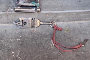 The monastery key