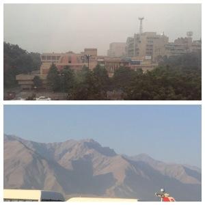 Delhi - where is your fresh air?