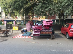 Street work, street life