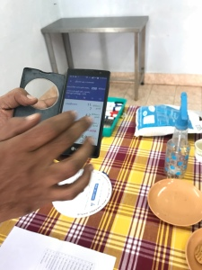 An app to empower the local farmers