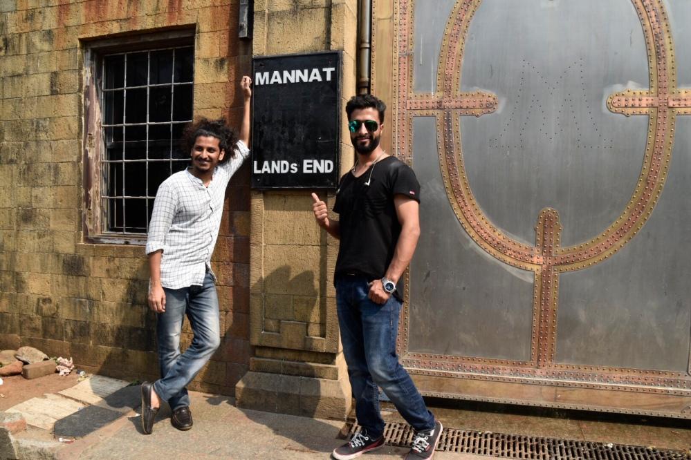 Shah Rukh Khan's house