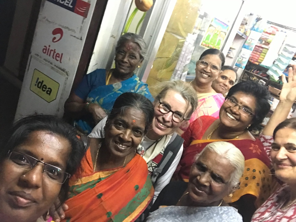 Staying with the Vimuktha women